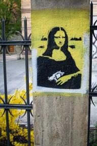 Mona Lisa Pistol